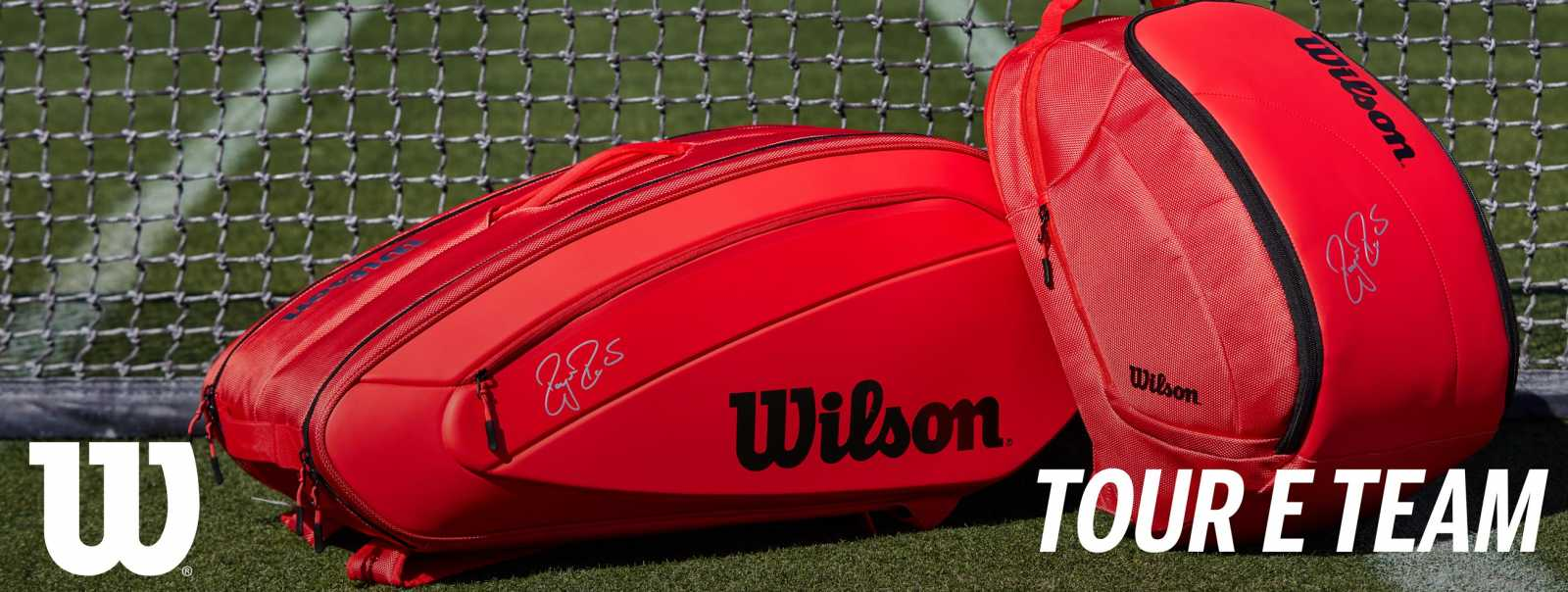 Sacos Wilson Tour e Team