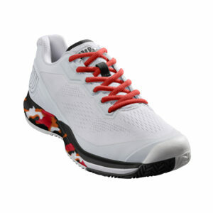 Sapatilhas Mulher Wilson Rush Pro 3.5 WhiteKoicamoRed - 1