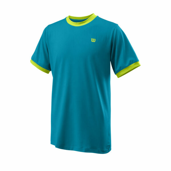 T-Shirt Meinino Wilson Competition Crew BarrierReefLime - 1