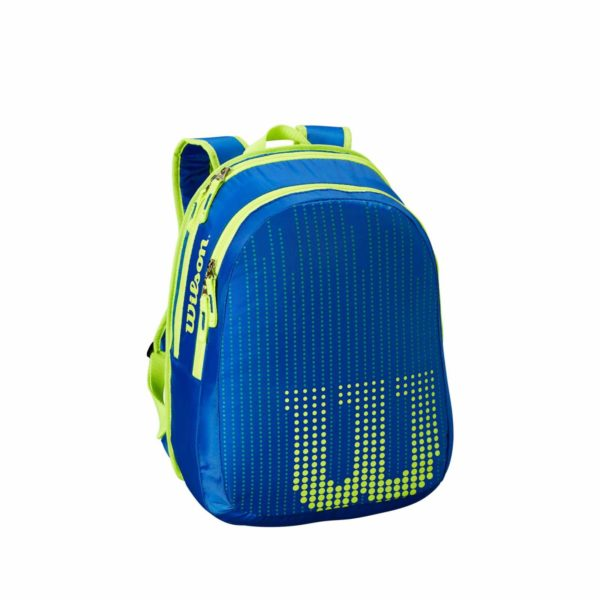 Wilson Junior Backpack Blue/Yellow
