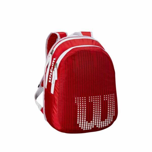 WRZ647995-Youth-Backpack-RD-WH-Front