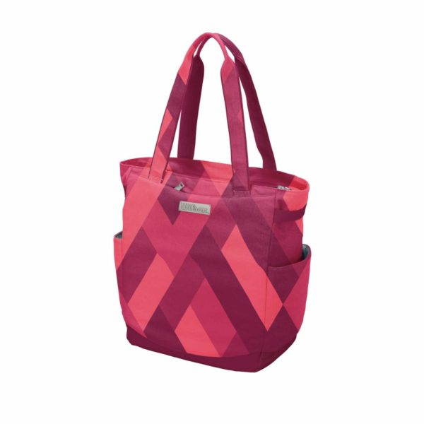 WRZ868797-FW17-Womens-Tote-Camo-BeetRed-Front